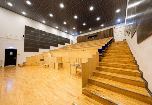 Auditorium på Nyelandsvej 27-29