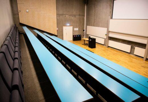 Auditorium på Sigurdsgade 26