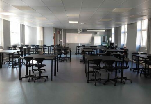 Undervisningslokale 60 personer Haraldsgade