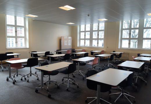 Undervisningslokale Tagensvej 18