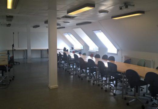Undervisningslokale 40 personer Haraldsgade